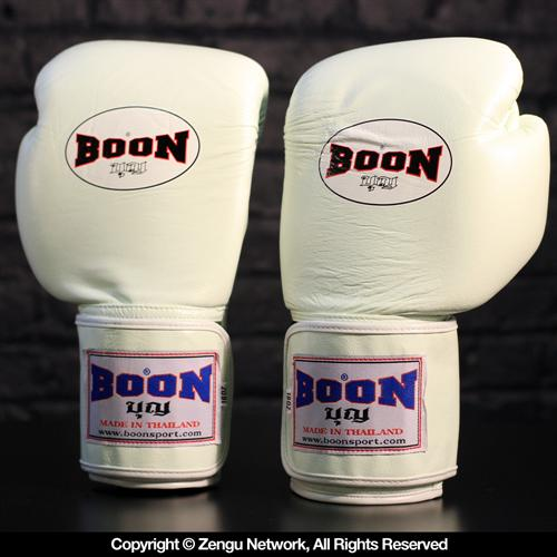 Boon Boon Fight Gloves (white)
